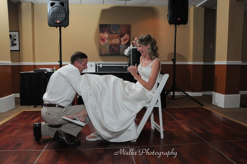 Garter Grab at Sundial Resort Sanibel Island FL