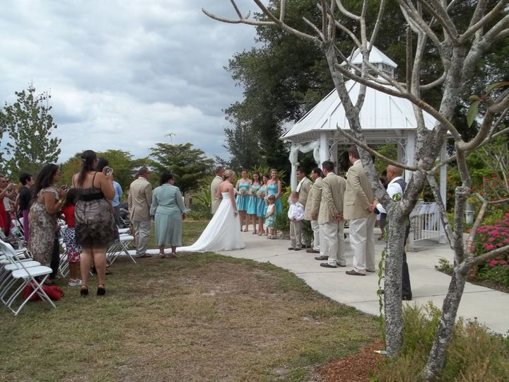 Ceremony  Regional Lakes Park FT Myers FL