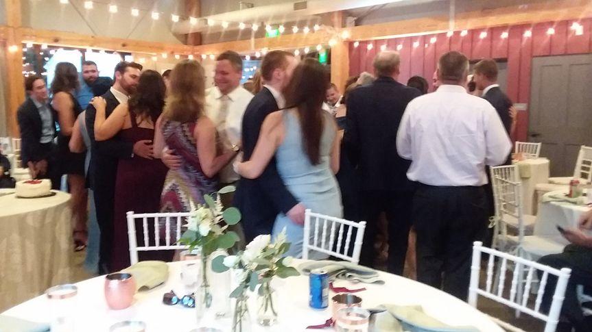 Wedding reception Naples