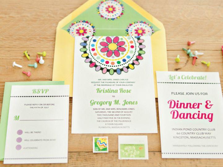 Tmx 1399594620239 Jewel Plymouth wedding invitation