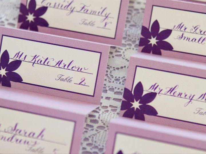 Tmx 1399594731516 Misc.placecards Plymouth wedding invitation