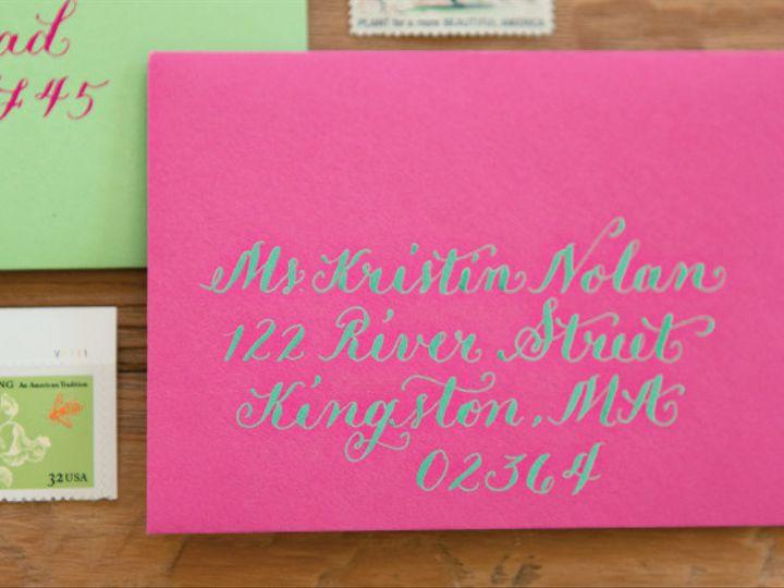 Tmx 1417537581107 Envelopes6 Plymouth wedding invitation