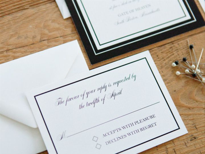Tmx 1417555750279 Bw3 Plymouth wedding invitation