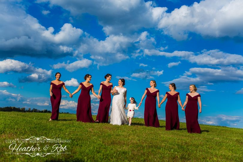 Clean Slate Wedding Photography by Heather & Rob