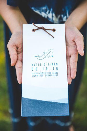 The wedding giveaways