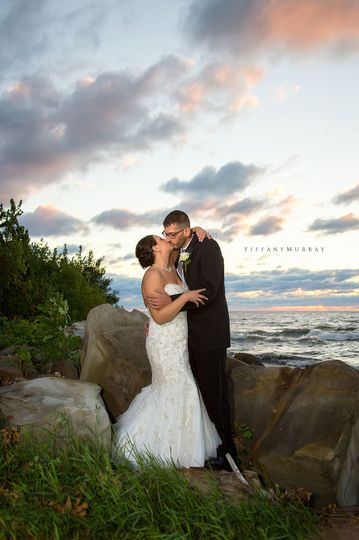 lakefront community center wedding cleveland ohio