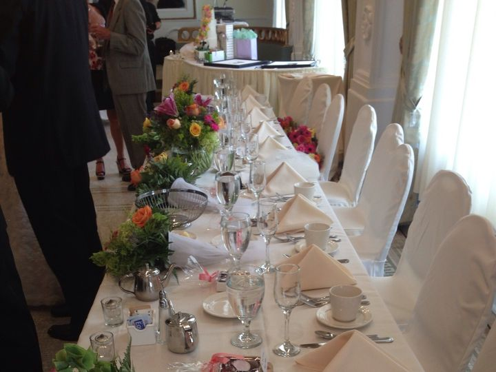 Tmx 1377638273370 Burghertablescape East Amherst, NY wedding planner