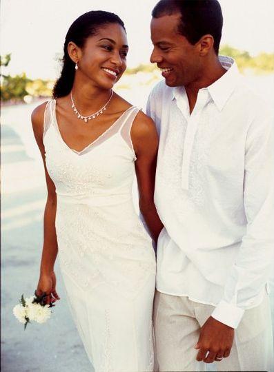 Beach Wedding in the Caribbean