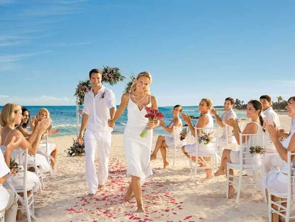 A Wedding on the Beach in Mexico