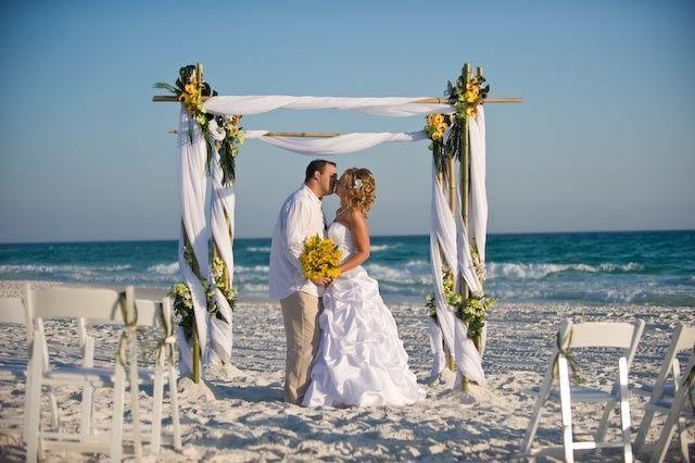 caribbean beach wedding1