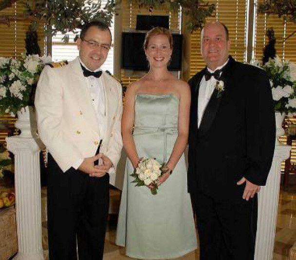 cruise wedding 1
