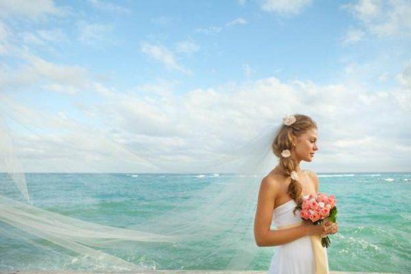Tmx 1315239839661 Brideonbeach2 Leroy wedding travel
