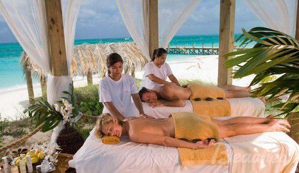 Tmx 1315253905129 Beachmassage Leroy wedding travel