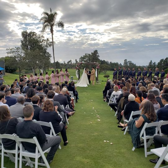 Wedding in San Diego