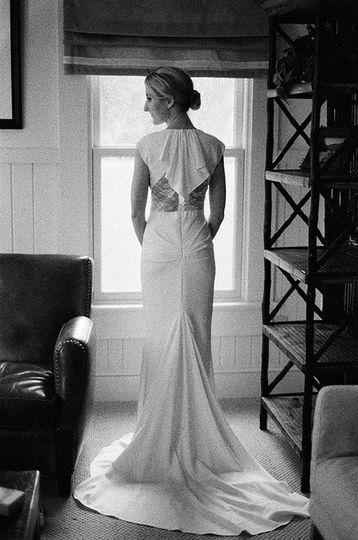 Waiting bride