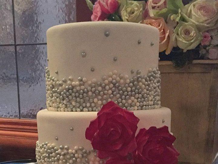 Tmx 1415809836251 0lanaengagement Cake Fresno wedding cake