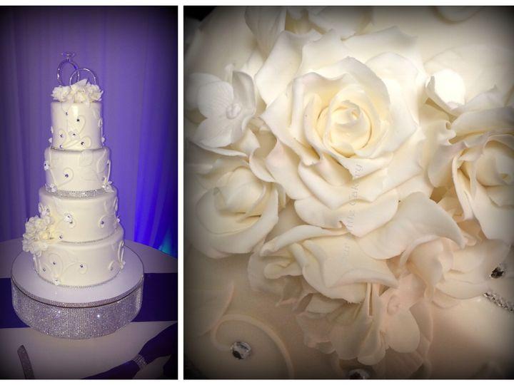 Tmx 1415809977789 0anis Cake Fresno wedding cake
