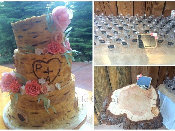 Tmx 1415810008492 0birch Cake Fresno wedding cake