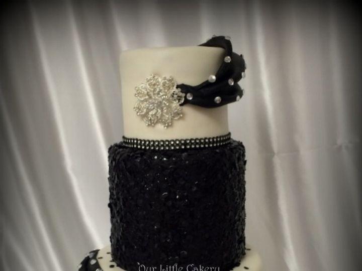 Tmx 1415810011586 0black Sequence Fresno wedding cake