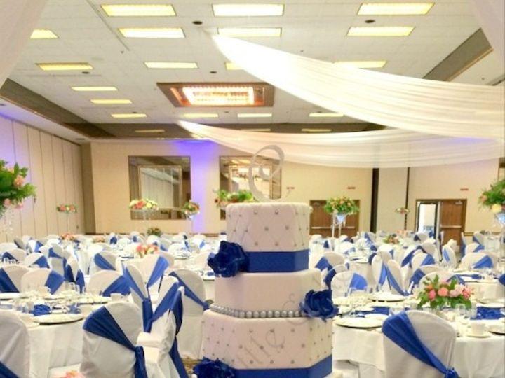 Tmx 1415811352042 0hexagon Kendra Cake Fresno wedding cake