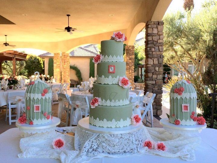 Tmx 1415811367164 0iselda Wedding Fresno wedding cake