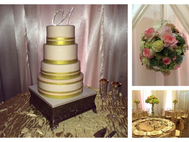 Tmx 1415811382214 0knar And Andrew Fresno wedding cake