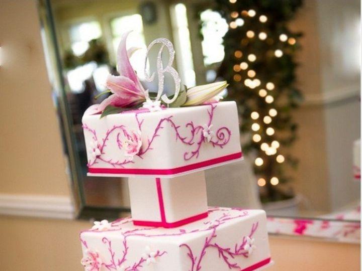 Tmx 1415811426063 0lisa And Craig Pro Shot Fresno wedding cake