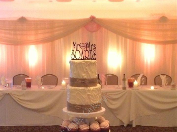 Tmx 1415811443826 0melissa Cupcake Toer Wonder Valley Fresno wedding cake