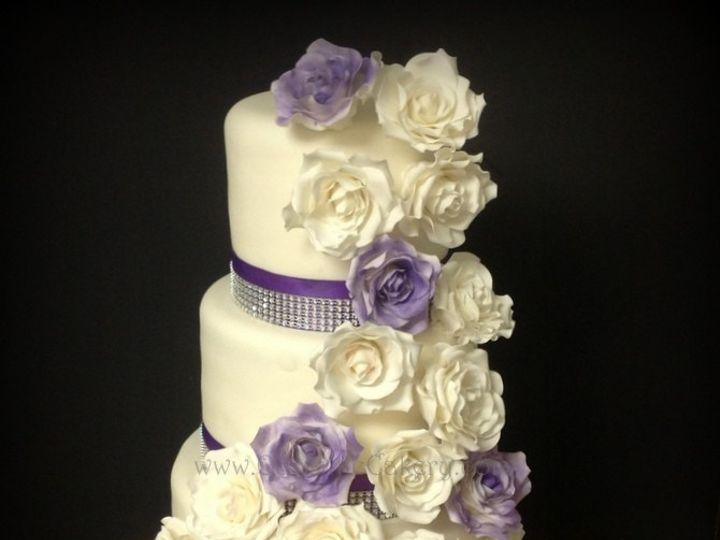 Tmx 1415811456599 0nalee Wedding Cake Fresno wedding cake