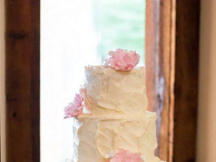 Tmx 1415811470471 0pro Shot Rustic Wedding Fresno wedding cake