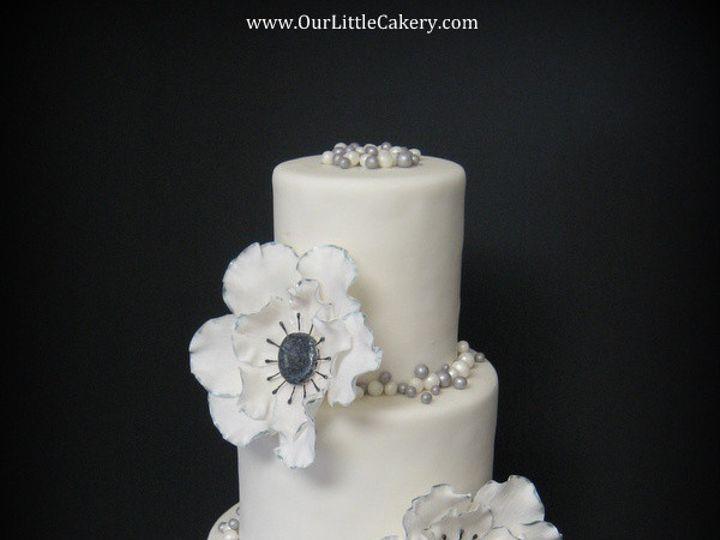 Tmx 1415811489163 0sarin Bday Cake Final Fresno wedding cake
