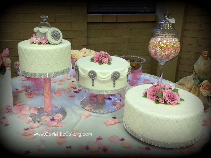 Tmx 1415811512703 0vartush Final Fresno wedding cake