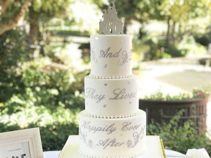 Tmx 1517335978 9f4aaa0cf7c613d6 1517335977 Bd30619a17ca86f3 1517335979697 3 WEDDINGWIRE3 Fresno wedding cake