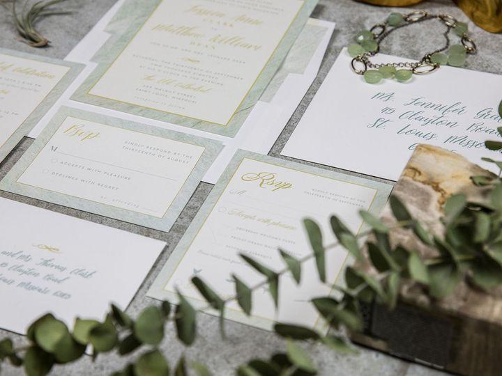 Tmx 1536156175 Af7f4cbd16bf47bb 1536156174 E766fe3fdbbd6ce3 1536156172489 4 PaperGirlCreative  Denver, CO wedding invitation