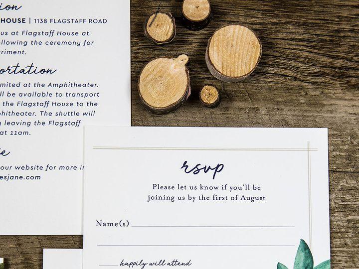 Tmx 1536156709 4da8be369a4c8e97 1536156708 Ae39015864e99699 1536156703946 19 PaperGirlCreative Denver, CO wedding invitation
