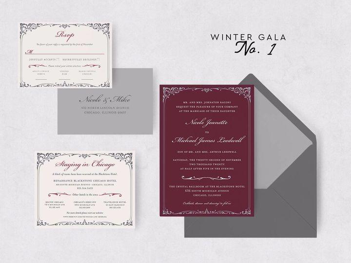 Tmx Winter Gala 51 1015300 1571754223 Denver, CO wedding invitation