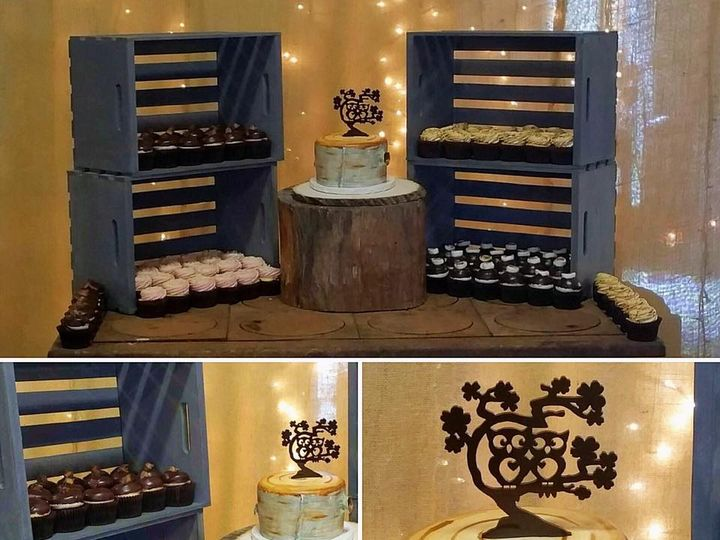 Tmx Cupcakewedding12 51 606300 Virginia Beach wedding cake