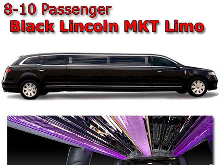 Tmx 1469732553901 810passblackmktlimo Spring, TX wedding transportation