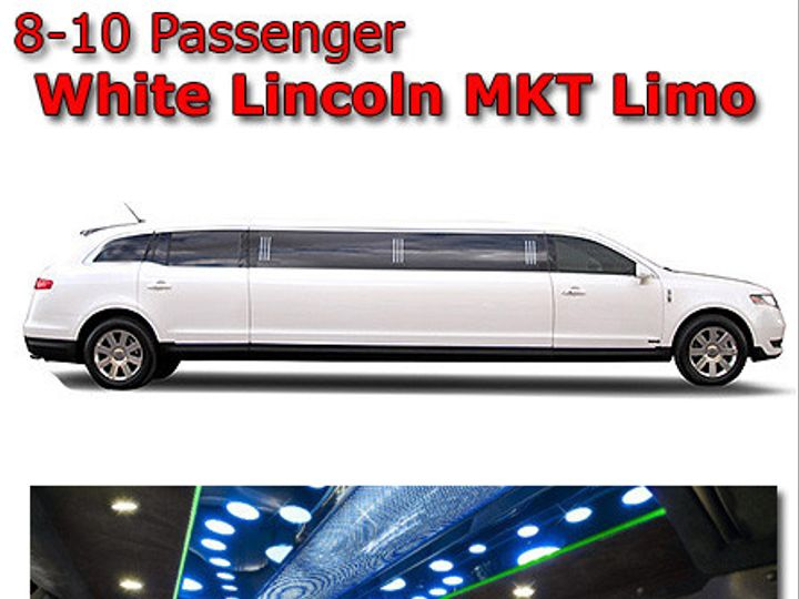 Tmx 1469732570318 810passwhitemktlimo Spring, TX wedding transportation