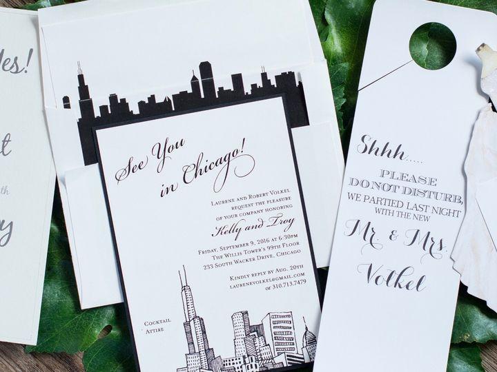 Tmx Ashleysstationary 07192018 015 2 51 196300 158802701326381 Hinsdale wedding invitation