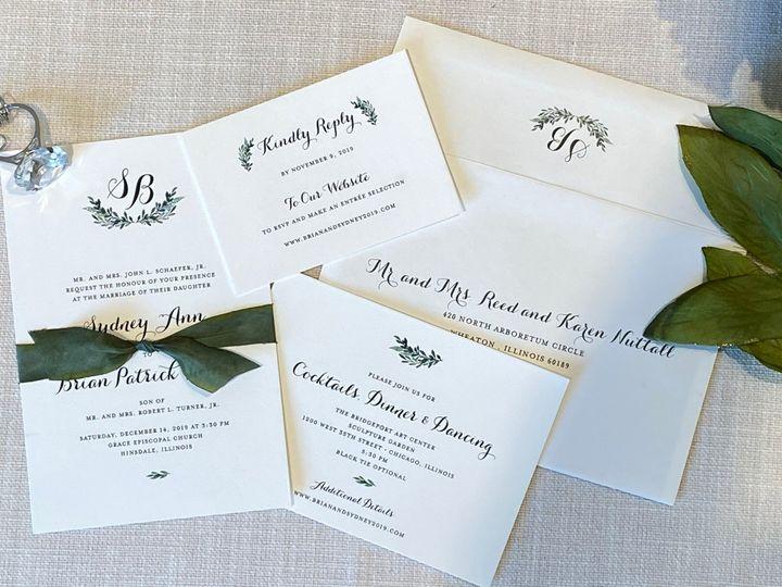 Tmx Img 0129 2 51 196300 158802661488645 Hinsdale wedding invitation