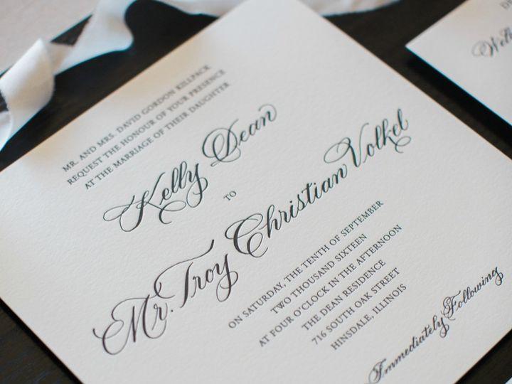 Tmx Wed Invite Formal 51 196300 158802835514835 Hinsdale wedding invitation