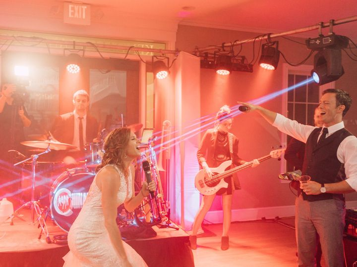 Tmx 1514932125019 Michaelstephanie 908 Houston, TX wedding band