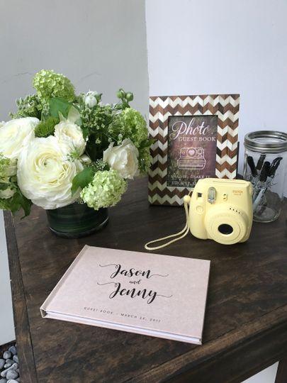 Jenny & Jason's Ceremony Cards