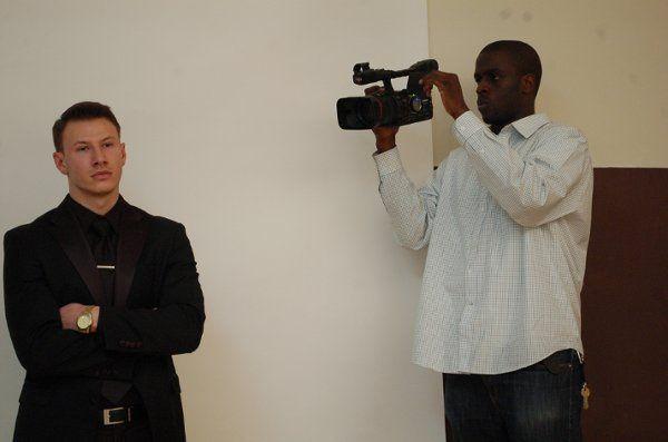 A La Harte videography on location