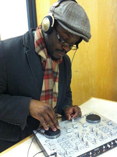 DJ Ph.D of the A La Harte Experience