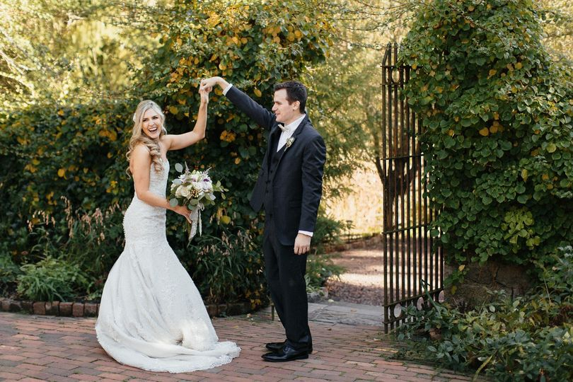 Holly Hedge Real Wedding