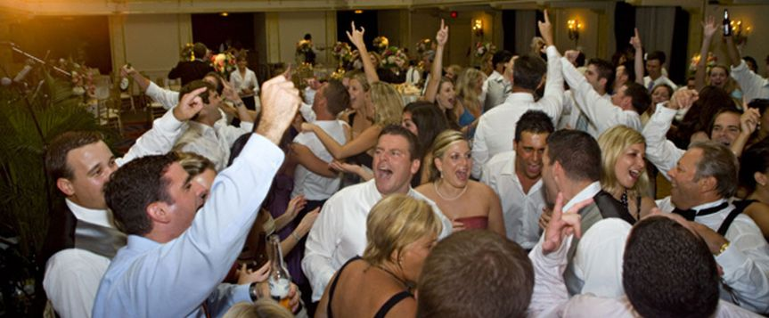 sliderpalm beach wedding