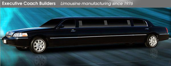 Lincoln Icon Super Stretch Limousine.  Available in White or Black.  Seats 8.