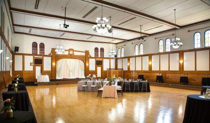 The Classic Fullerton Ballroom